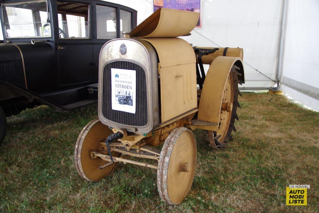 Centenaire Citroen LNA FM 2019 Tracteur 7