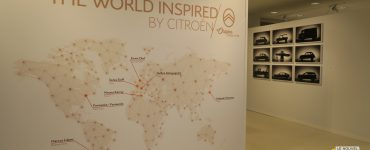 The World Inspired By Citroën
