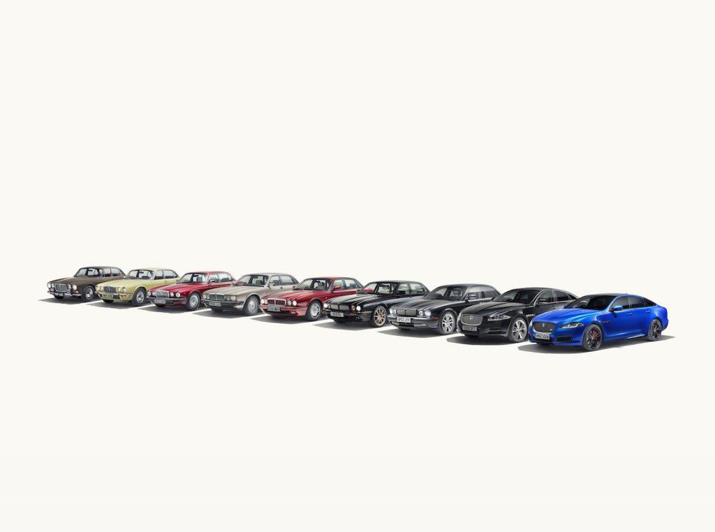 Jaguar XJ LNA 2019