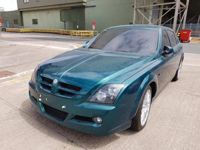 Longbridge MG RDX 60