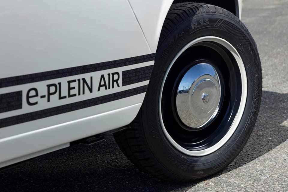 Renault 4L e Plein Air 2019 7