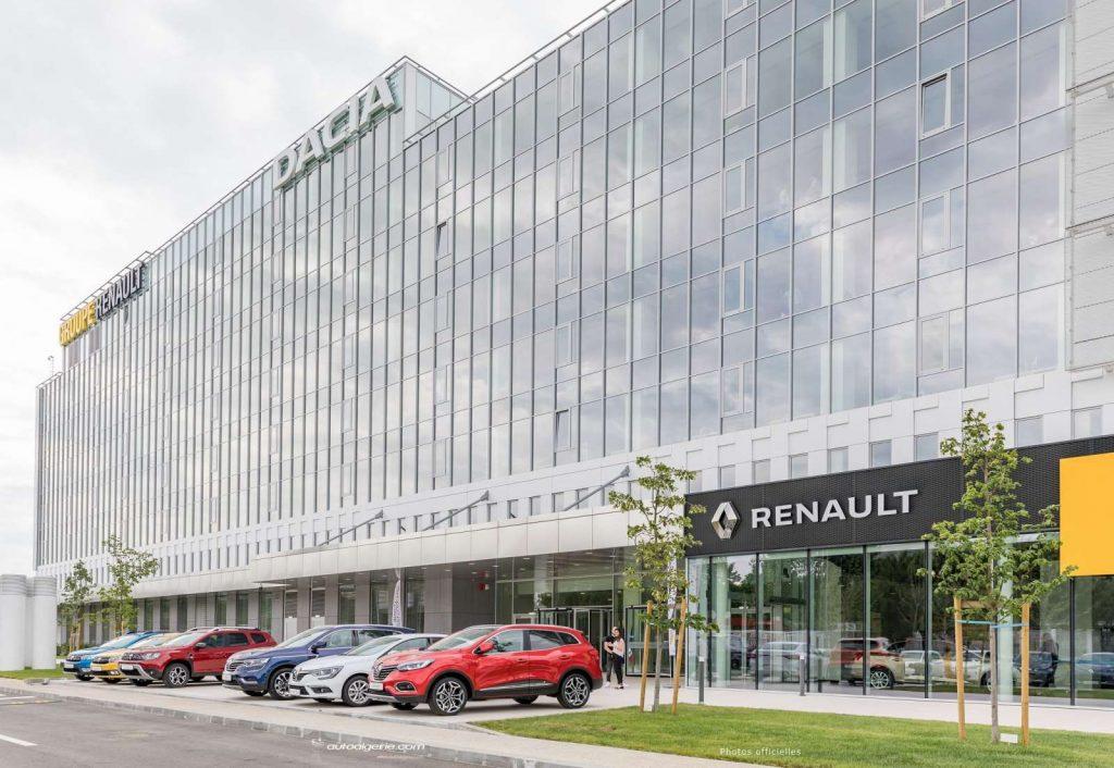 Renault Bucharest Connected