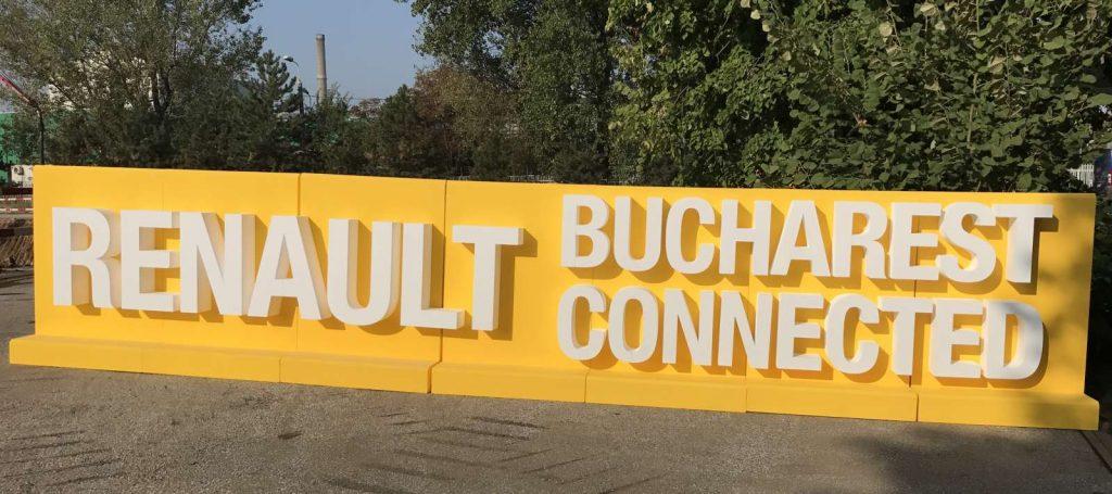 Renault Bucharest Connected RBC