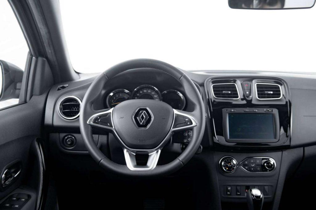 Renault Logan Stepway Bresil 2019 2