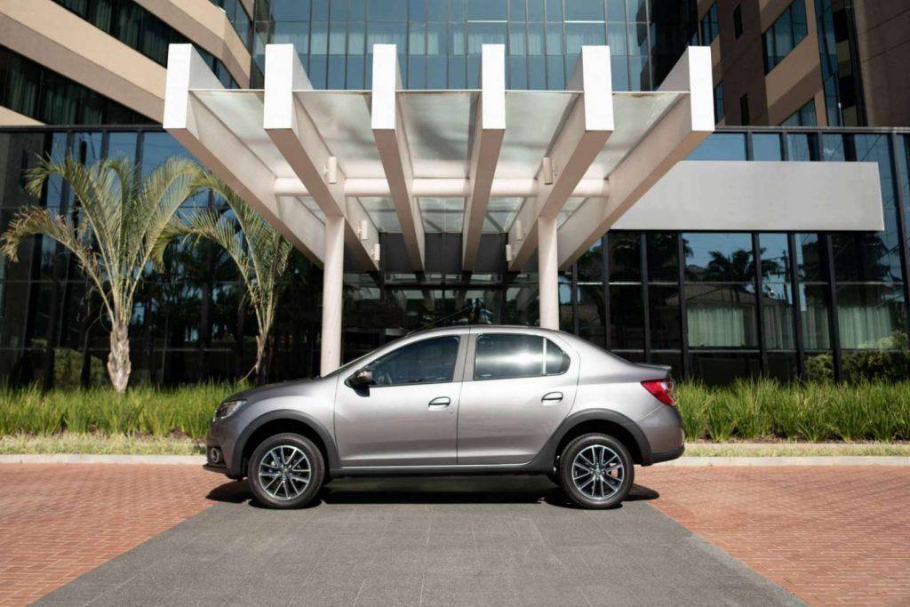 Renault Logan Stepway Bresil 2019 5