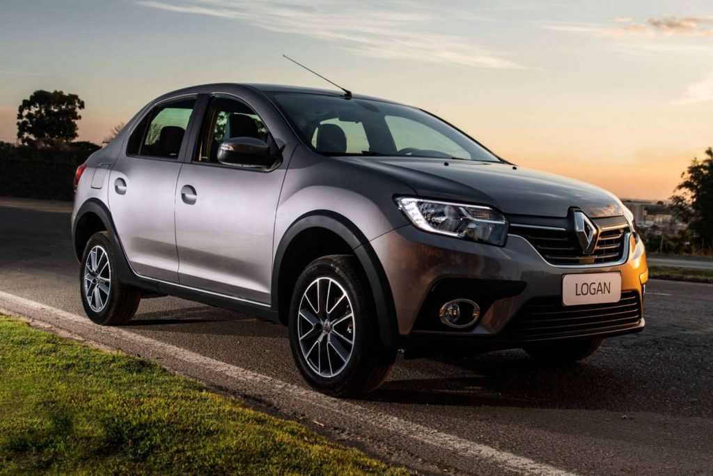 Renault Logan Stepway Bresil 2019 9