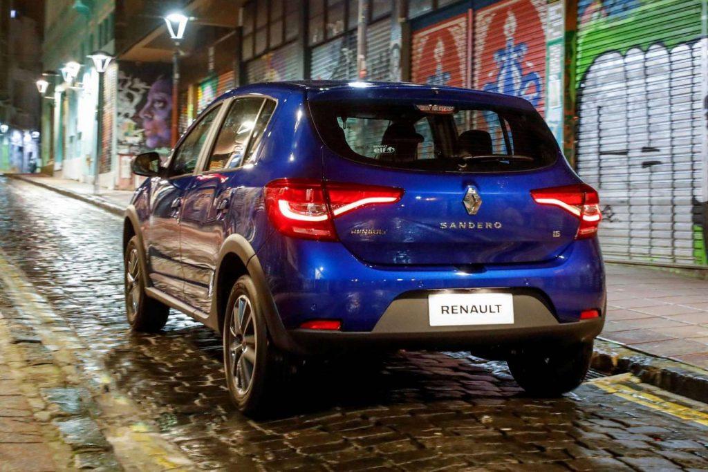 Renault Sandero Stepway Bresil 2019 12