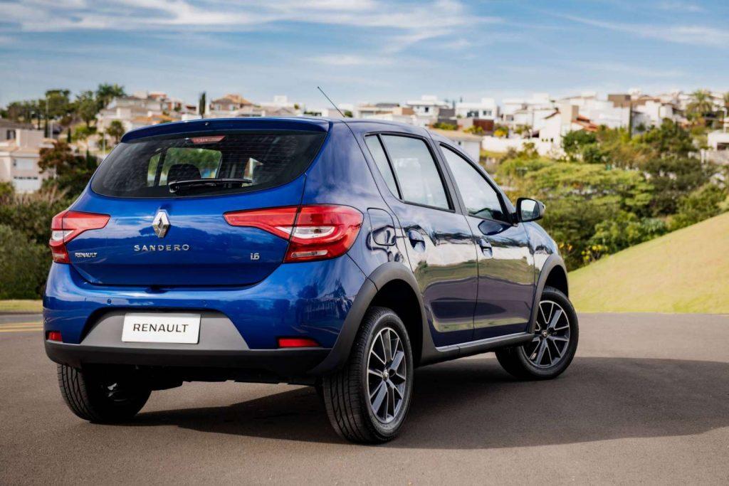 Renault Sandero Stepway Bresil 2019 15