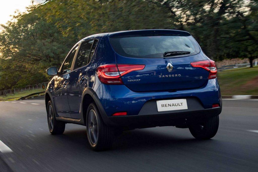 Renault Sandero Stepway Bresil 2019 17