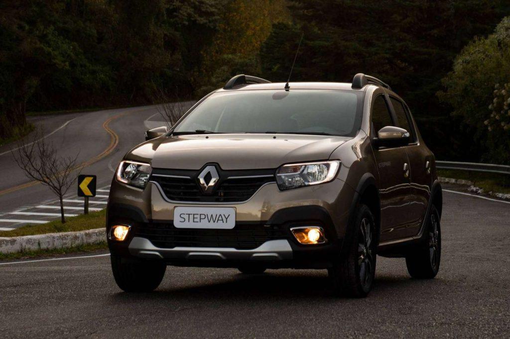 Renault Sandero Stepway Bresil 2019 5