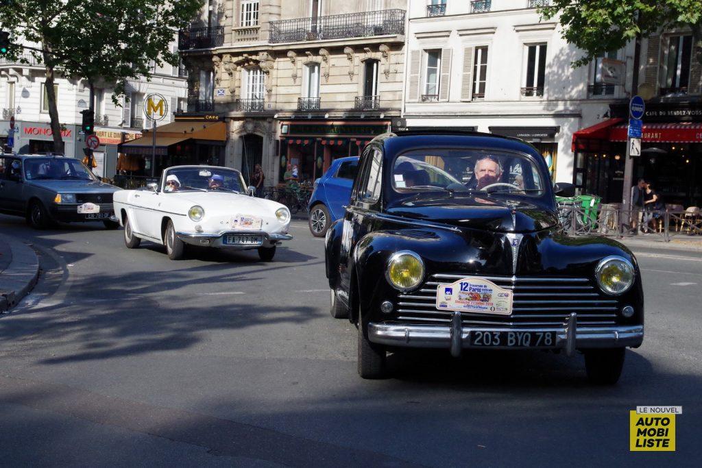 Traversée de Paris