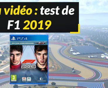 Test F1 2019