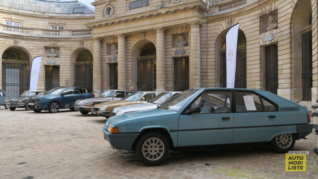 Exposition Citroen Monnaie de Paris