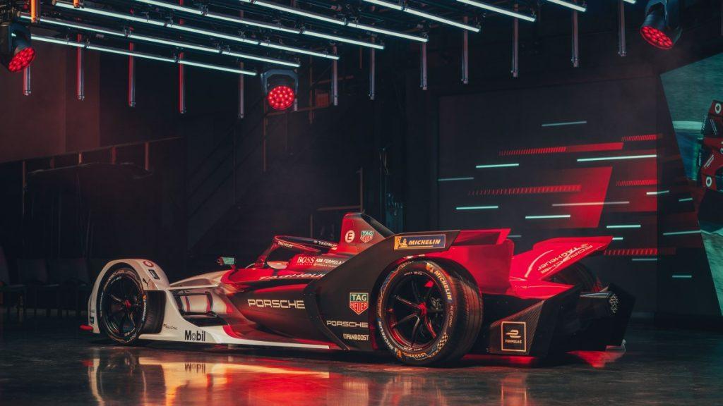 Porsche 99X Electric