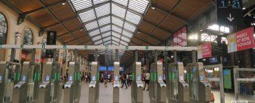 Portes Gare Saint-Lazare