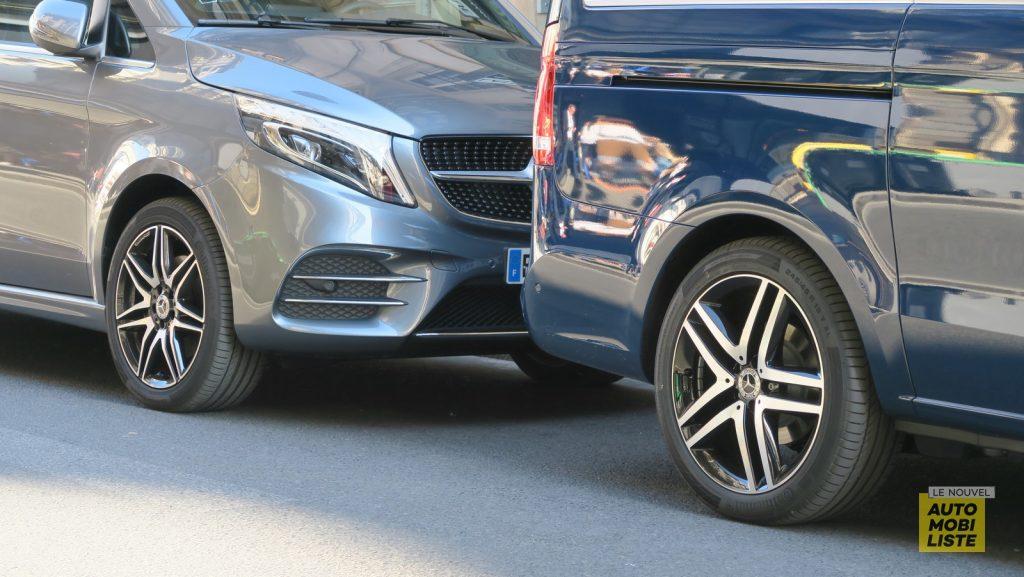 Test Mercedes Classe V 300d LNA FM 2019 10