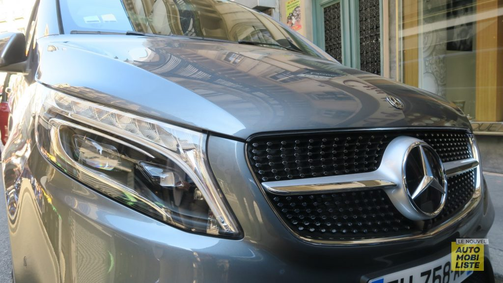 Test Mercedes Classe V 300d LNA FM 2019 13