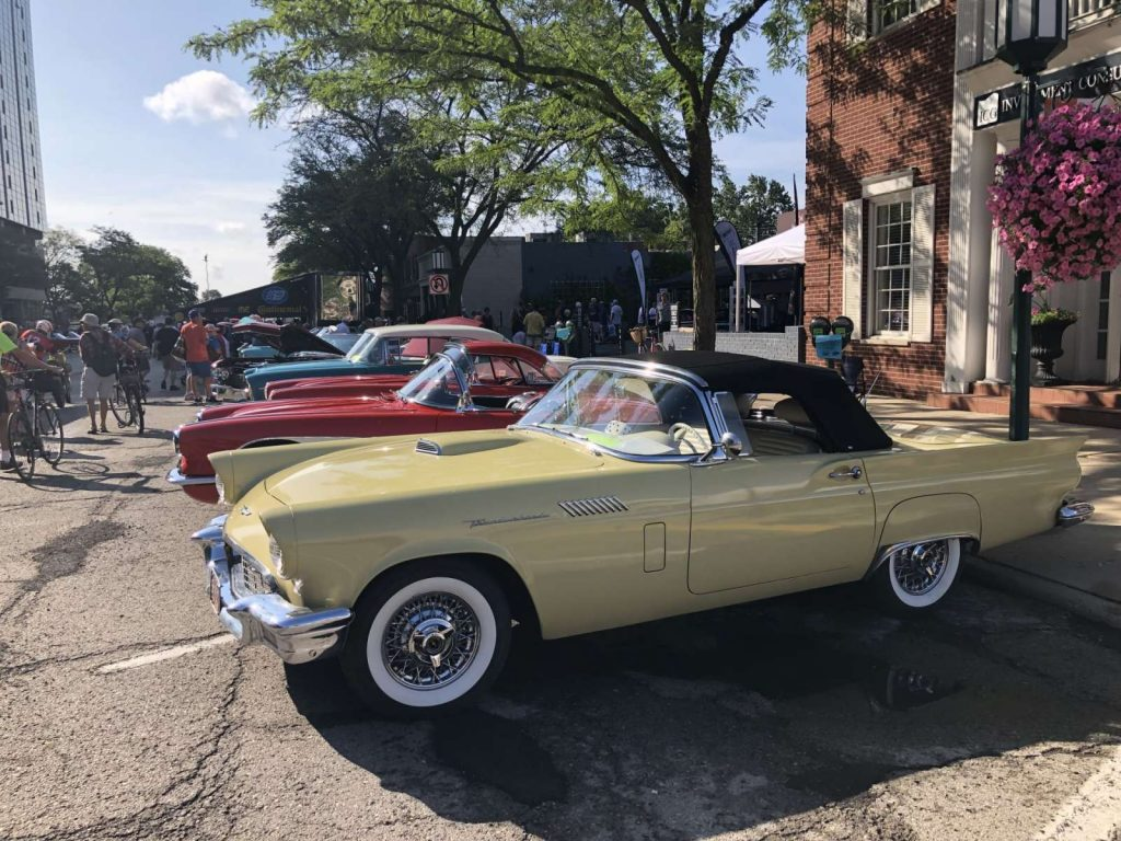 Woodward Dream Cruise 2019