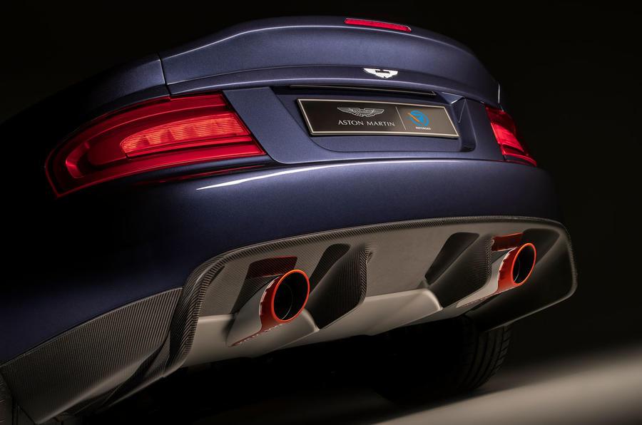 Aston Martin Vanquish 25 by Callum