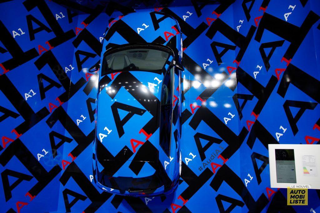 Audi A1 LNA FM Francfort 2019