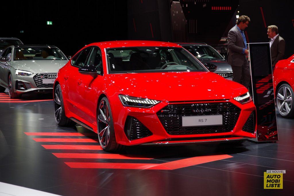 Audi RS7 Sportback Francfort 2019 LNA FM 2