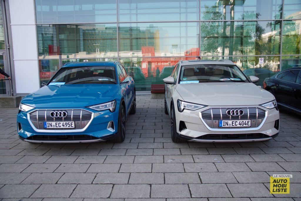 Audi e Tron Quattro LNA FM Francfort 2019