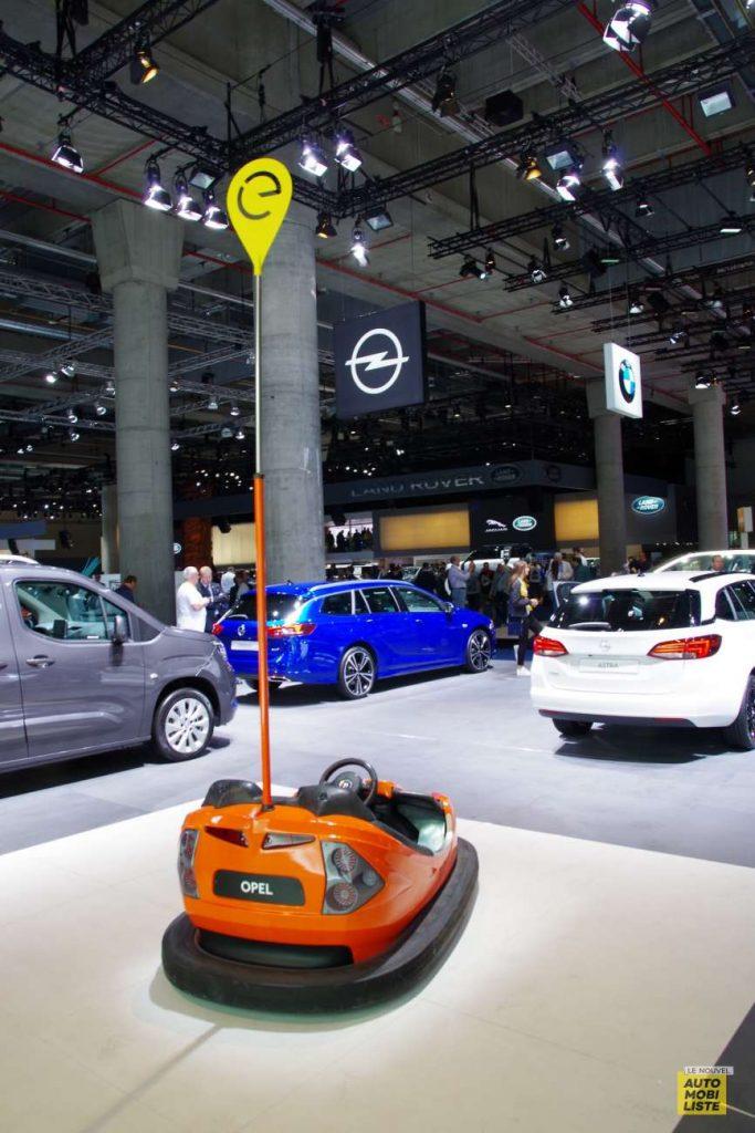 Auto tamponneuse Opel Francfort 2019 LNA FM 1