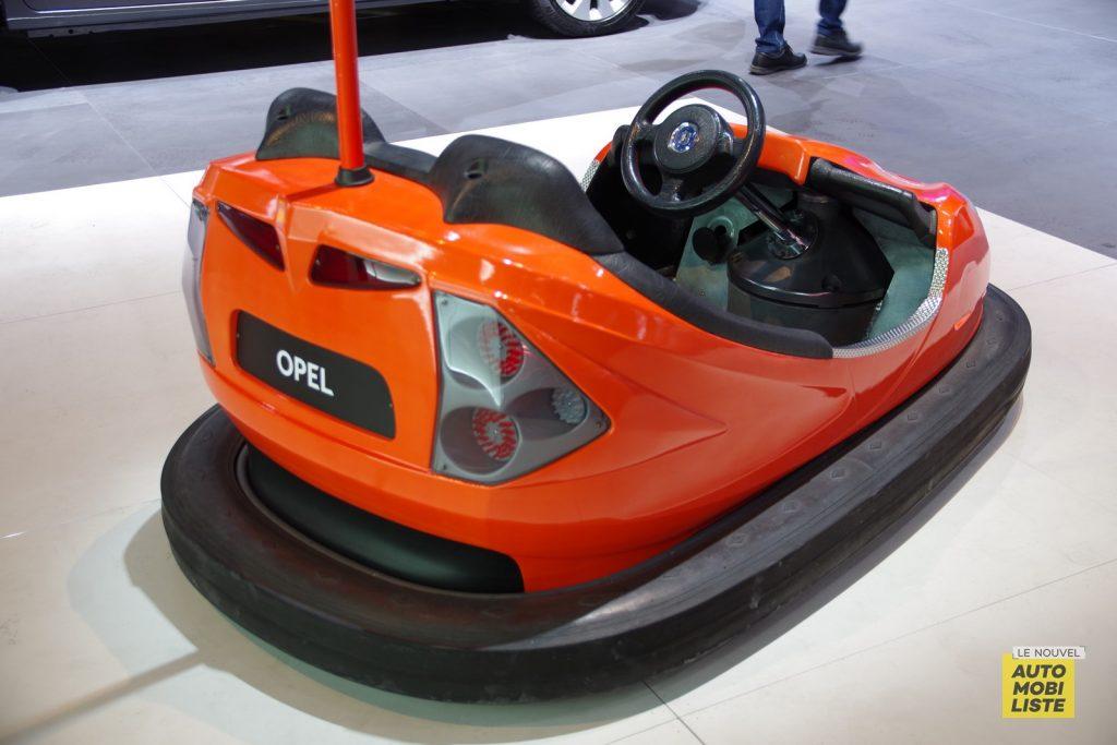 Auto tamponneuse Opel Francfort 2019 LNA FM 4
