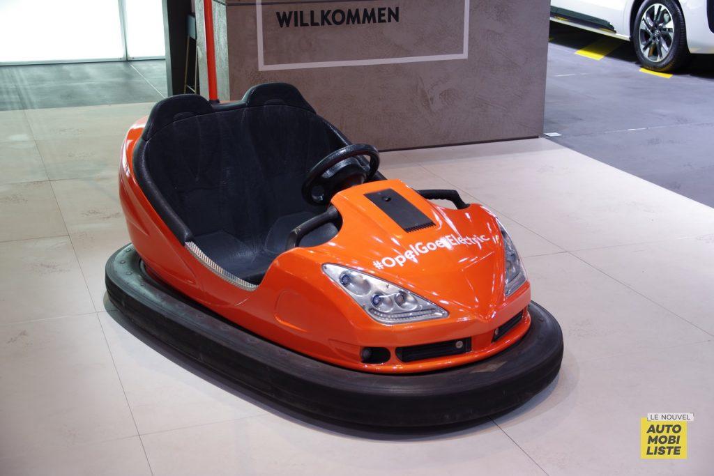 Auto tamponneuse Opel Francfort 2019 LNA FM 5