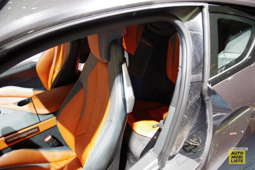 BMW i8 Ultimate Sophisto Francfort 2019 LNA FM 12