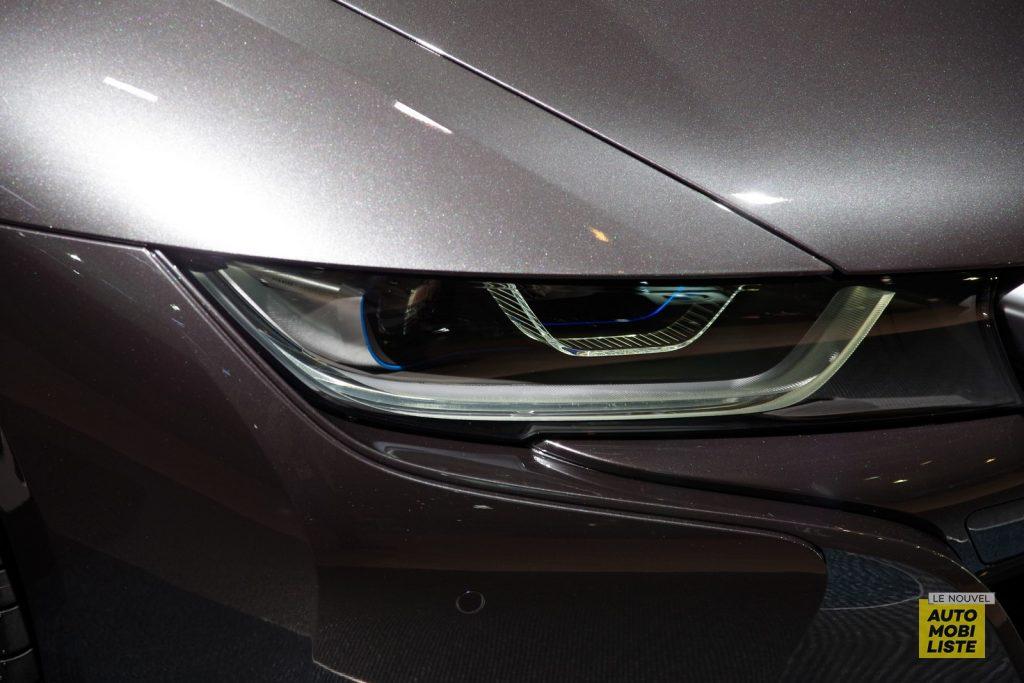 BMW i8 Ultimate Sophisto Francfort 2019 LNA FM 14