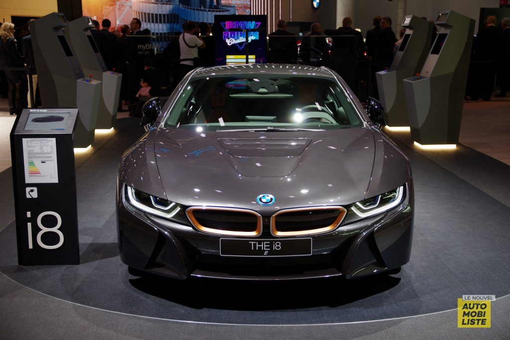 BMW i8 Ultimate Sophisto Francfort 2019 LNA FM 15