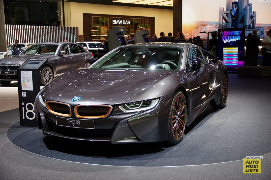 BMW i8 Ultimate Sophisto Francfort 2019 LNA FM 16