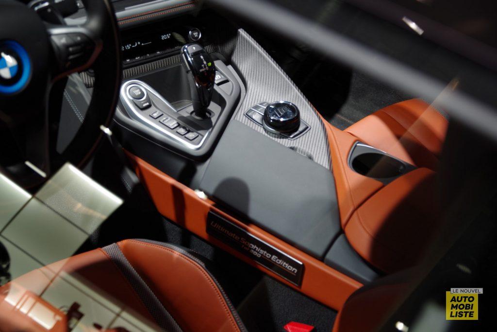 BMW i8 Ultimate Sophisto Francfort 2019 LNA FM 19