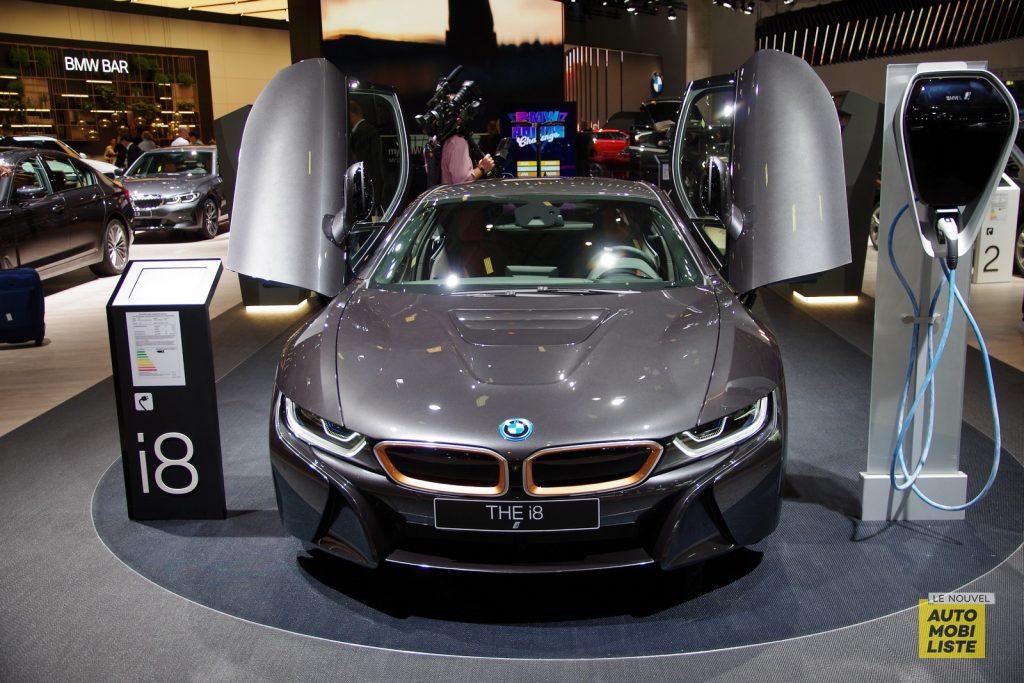 BMW i8 Ultimate Sophisto Francfort 2019 LNA FM 2