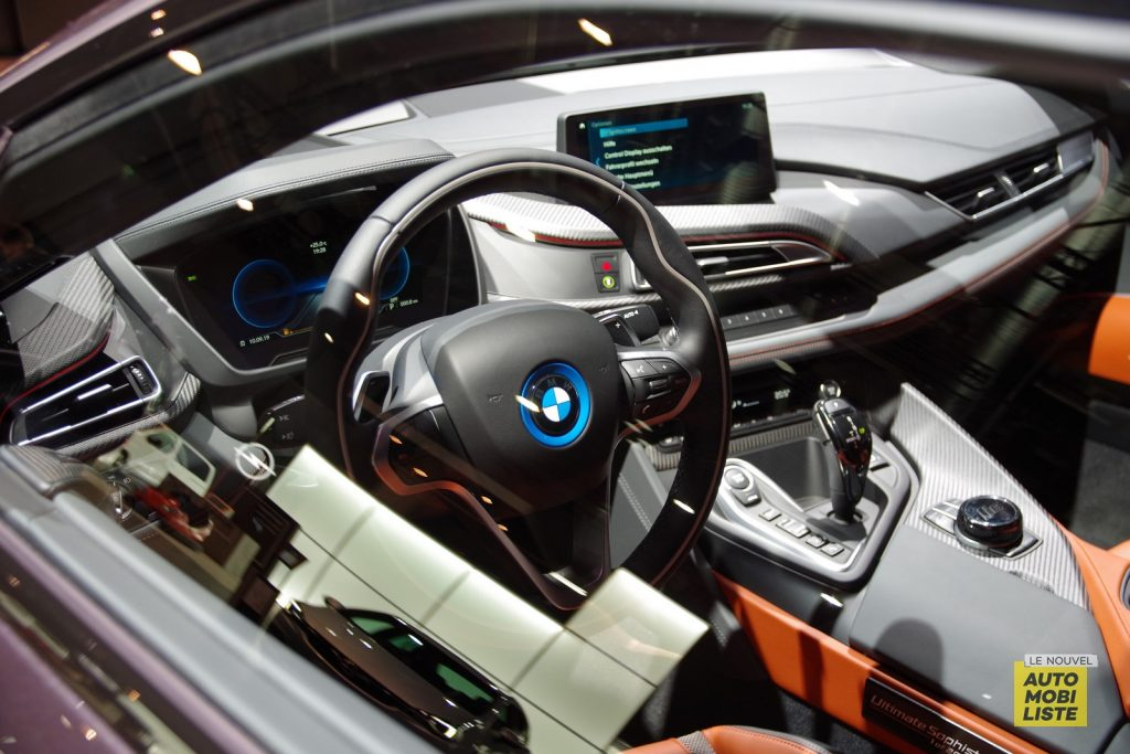 BMW i8 Ultimate Sophisto Francfort 2019 LNA FM 7