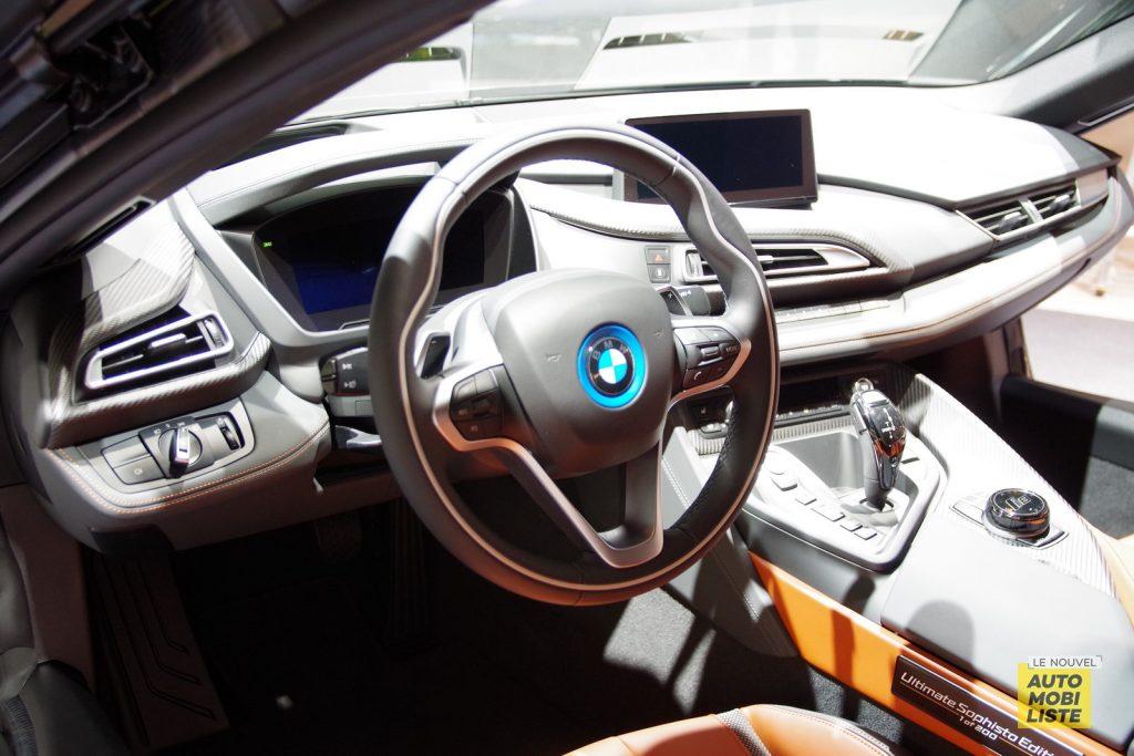 BMW i8 Ultimate Sophisto Francfort 2019 LNA FM 8
