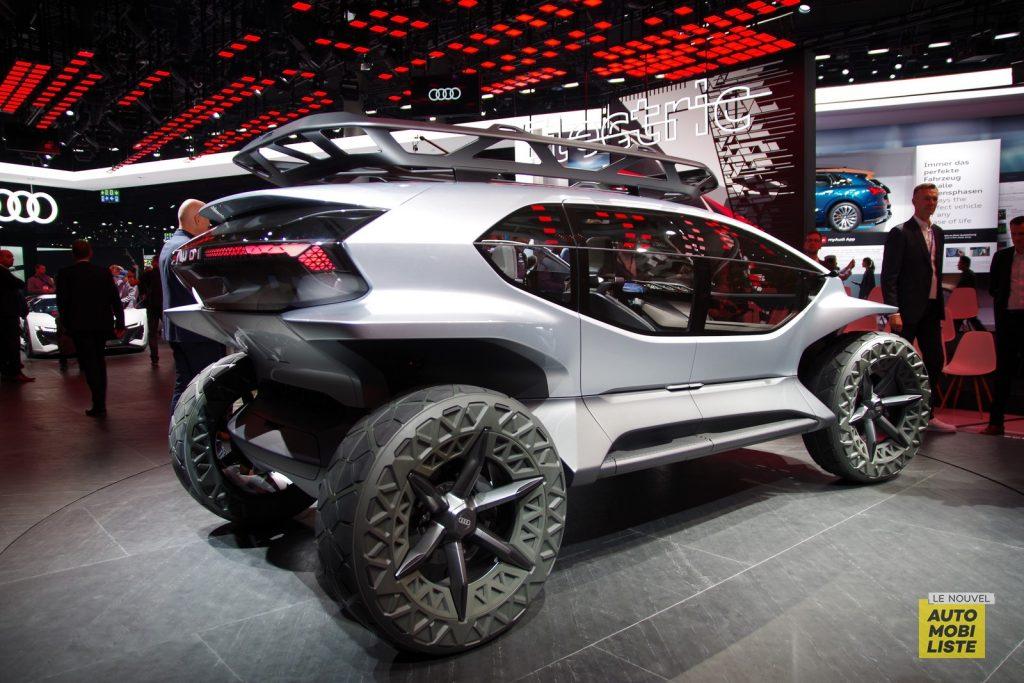 Concept Audi AI Trail Francfort 2019 LNA FM 26