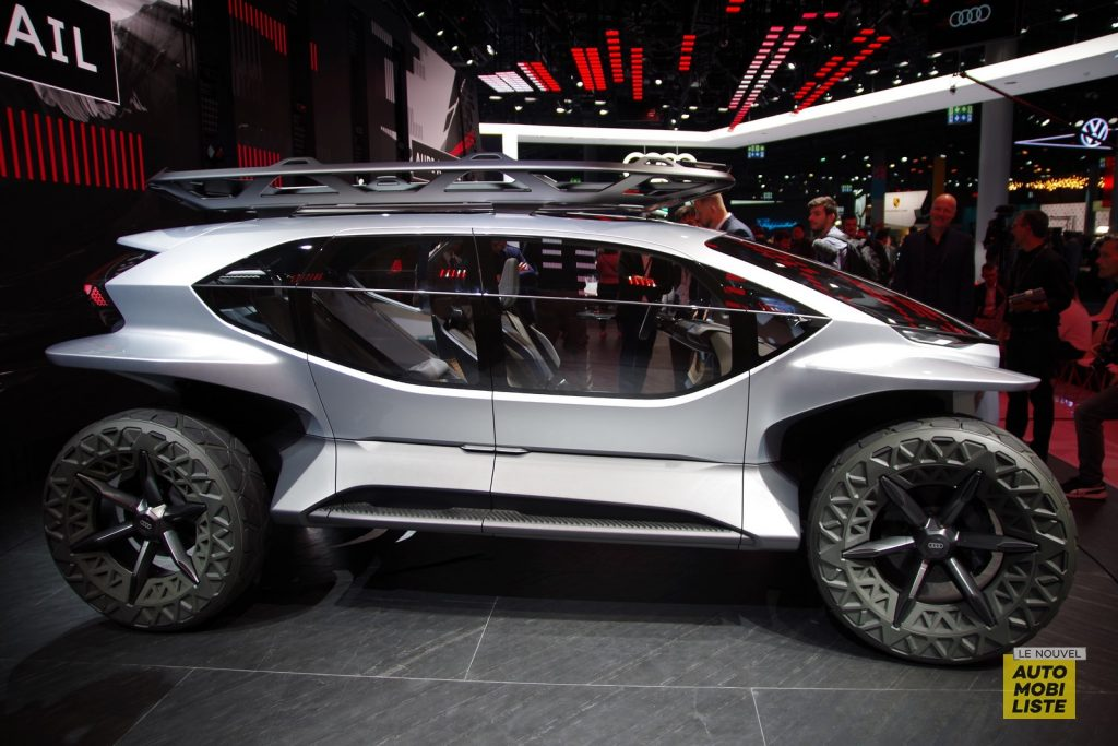 Concept Audi AI Trail Francfort 2019 LNA FM 28