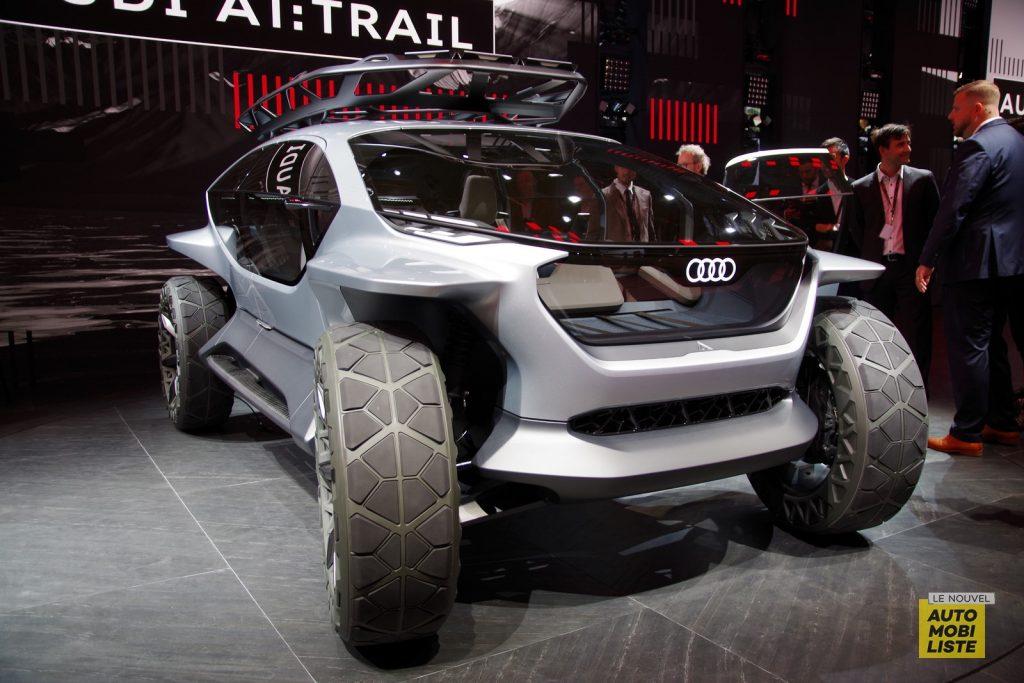 Concept Audi AI Trail Francfort 2019 LNA FM 31