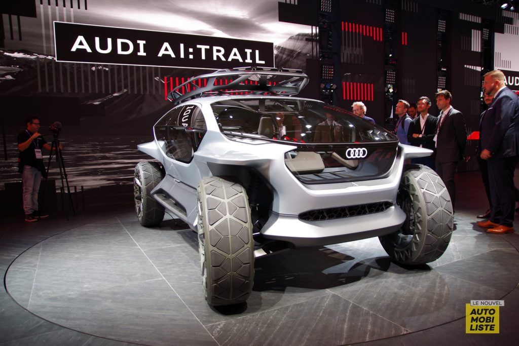 Concept Audi AI Trail Francfort 2019 LNA FM 32