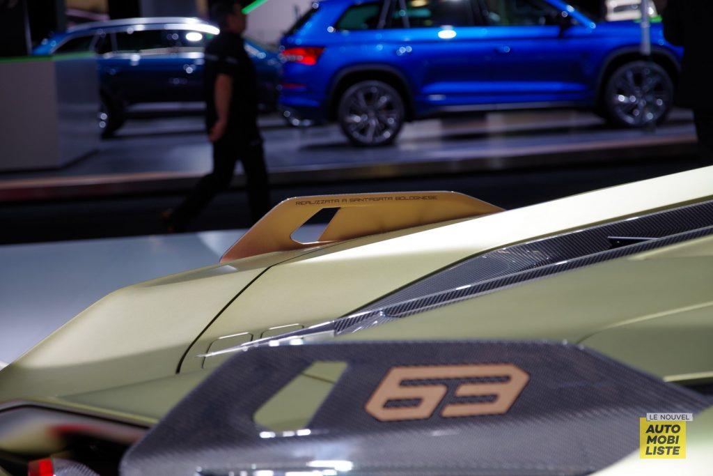Design Lamborghini FKP Sian Francfort 2019 LNA FM 16