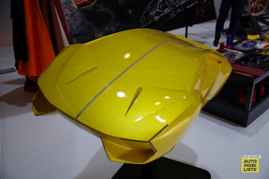 Design Lamborghini FKP Sian Francfort 2019 LNA FM 19