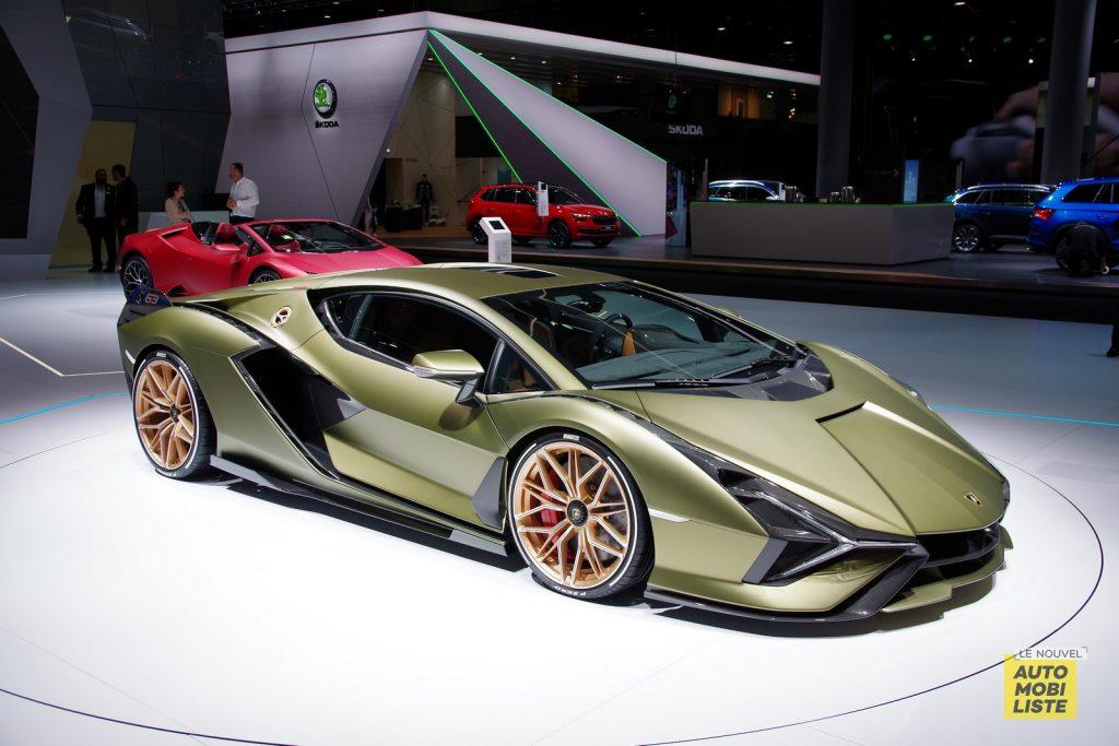 Design Lamborghini FKP Sian Francfort 2019 LNA FM 21