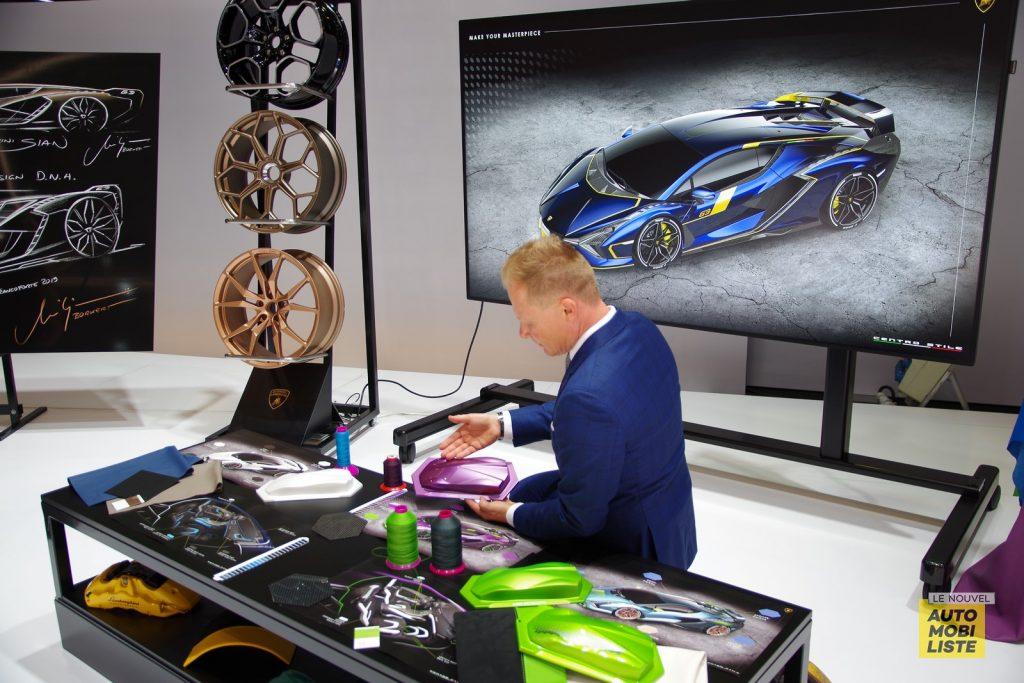 Design Lamborghini FKP Sian Francfort 2019 LNA FM 3