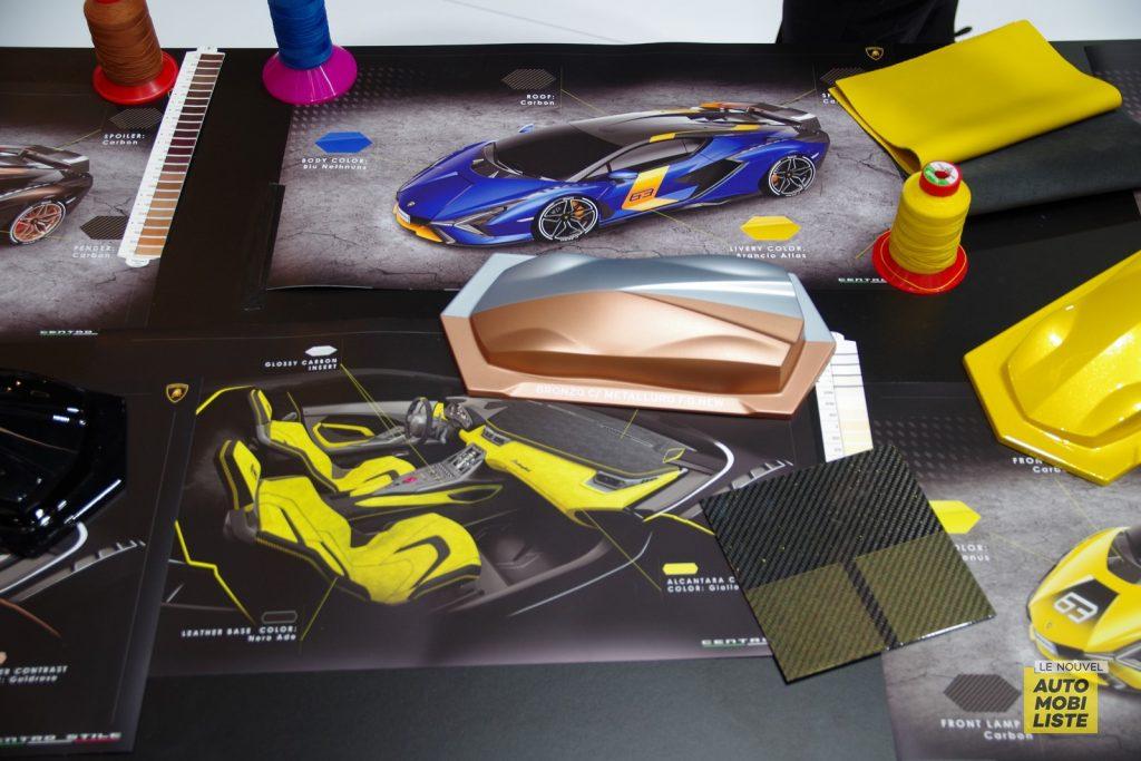 Design Lamborghini FKP Sian Francfort 2019 LNA FM 7
