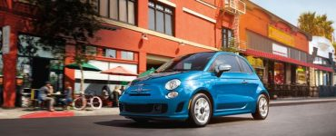 Fiat 500 USA