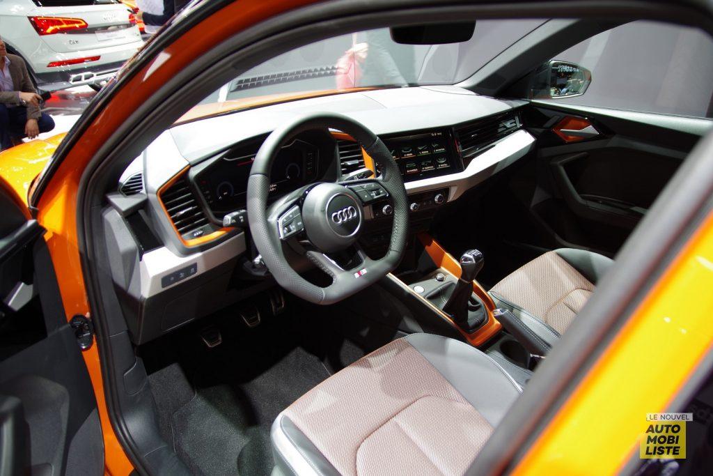 Francfort 2019 Audi A1 Citycarver LNA FM 64