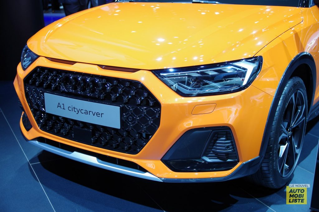 Francfort 2019 Audi A1 Citycarver LNA FM 69