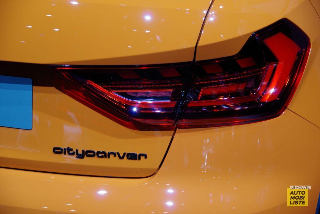 Francfort 2019 Audi A1 Citycarver LNA FM 73
